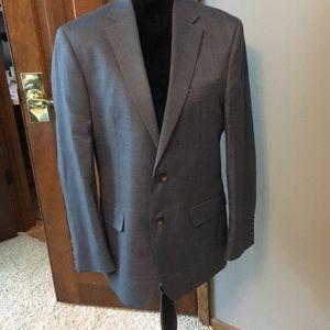 Chaps Blue Suit Jacket